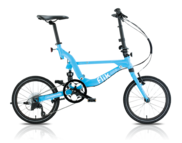 Велосипед JANGO JF-14 Flik Folding Bike EZ T9