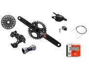 Группсет SRAM GX1 1x11-speed GXP BSA