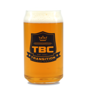Стакан TBC Pint Glass TR Crest