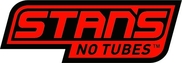Stan's NoTubes Logo Small PR Black/Red