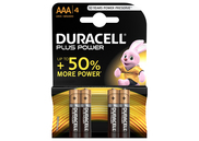 Батарейка Duracell, PLUS POWER AAA