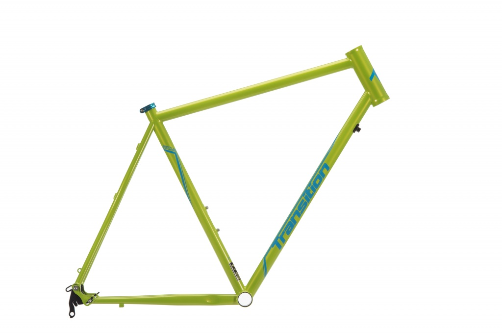 Transition 2014 Rapture CX green